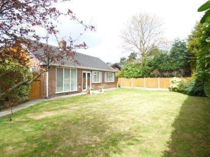 3 Bedrooms Bungalow for sale in Mill Lane, Rainhill, Merseyside, L35
