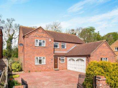 4 Bedrooms Detached House for sale in Chapel Street, Orston, Nottingham, Tudor Park