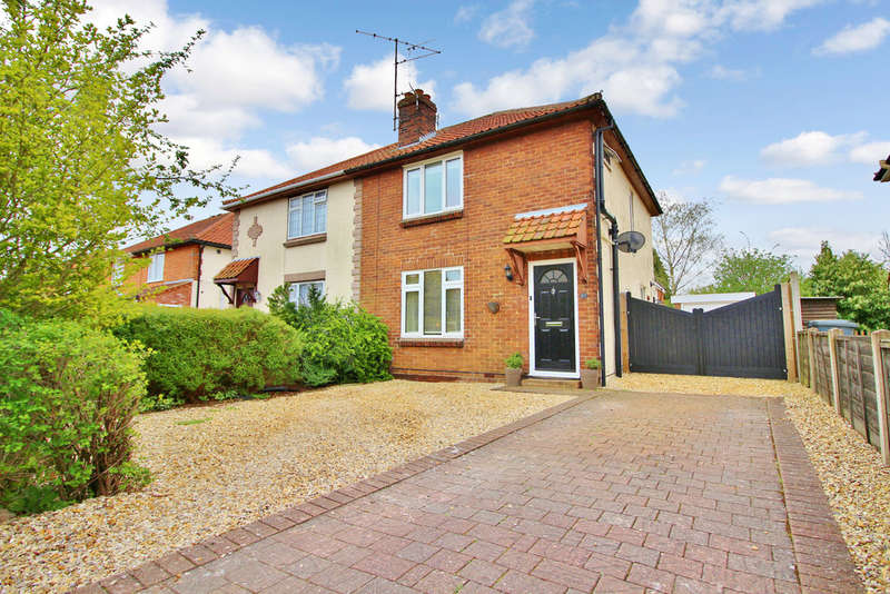 3 Bedrooms Semi Detached House for sale in Cromwell Road, Norwich