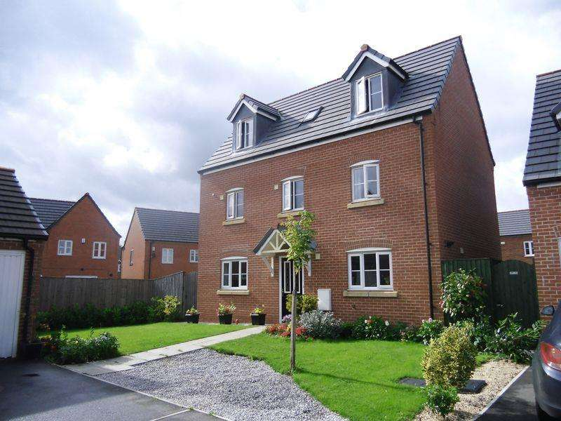 5 Bedrooms Property for sale in Alverton Court, Ince, Wigan