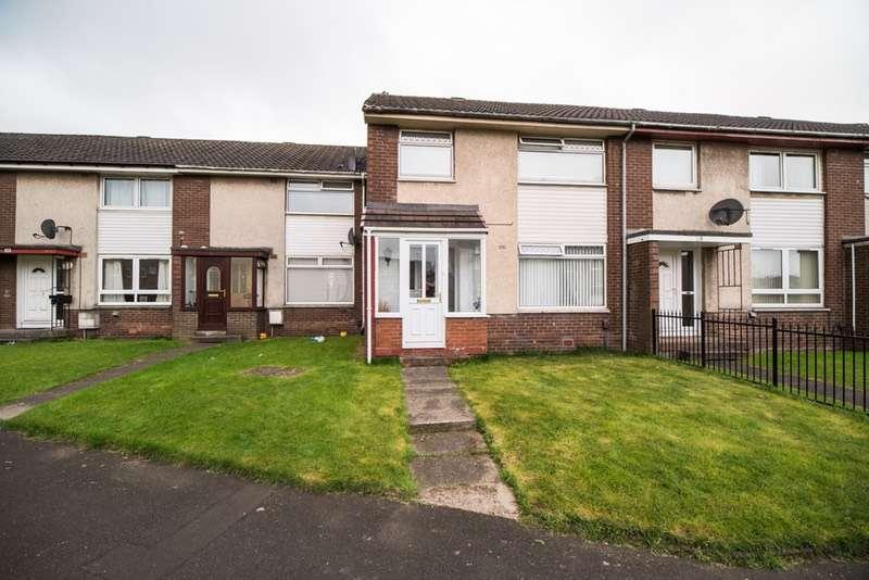 3 Bedrooms Terraced House for sale in York Way, Renfrew, Renfrewshire, PA4