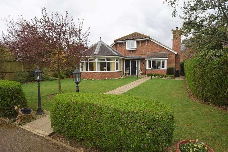5 Bedrooms Detached House for sale in Dunstable Road, Toddington