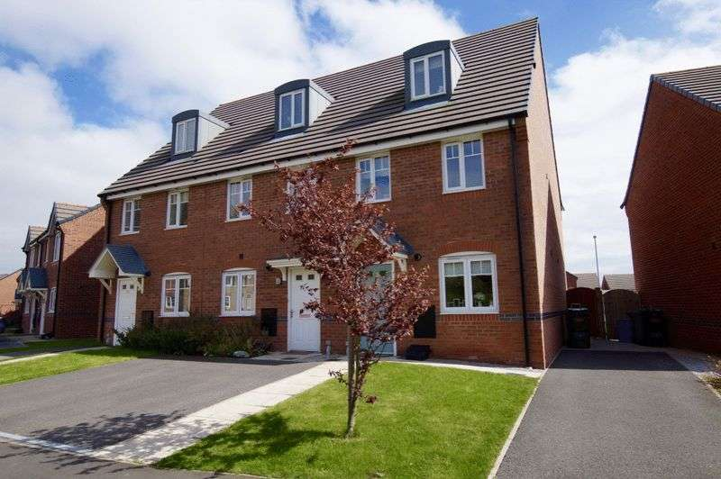 3 Bedrooms House for sale in Lamberton Drive, Wrexham
