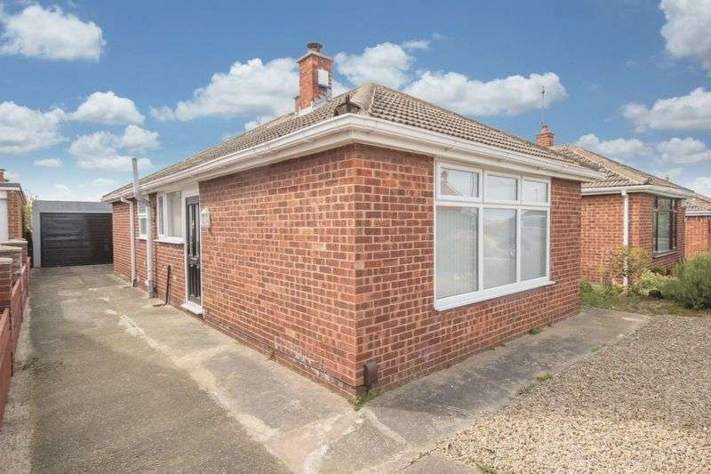 2 Bedrooms Semi Detached Bungalow for sale in Bath Road, Eston, TS6 9PG