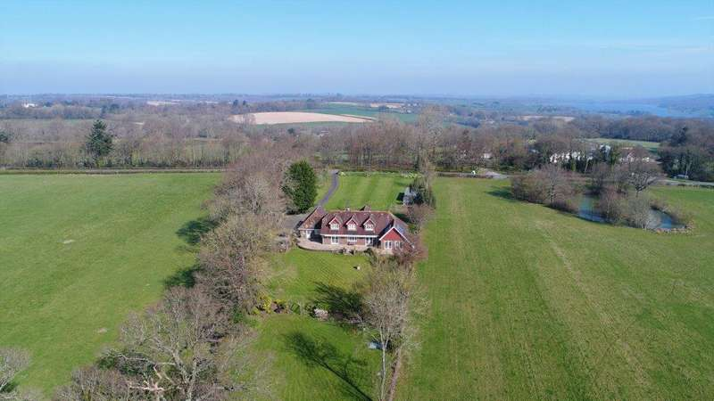 6 Bedrooms Detached House for sale in Wallcrouch, Wadhurst, East Sussex
