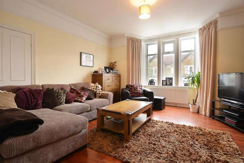 2 Bedrooms Flat for sale in Lewin Road, Streatham Common, SW16