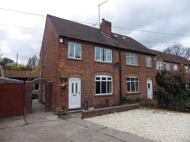 3 Bedrooms Semi Detached House for sale in St. Peters Road, Dudley