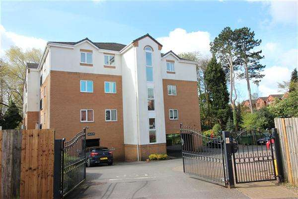 1 Bedroom Apartment Flat for sale in Woodland Court, Hednesford
