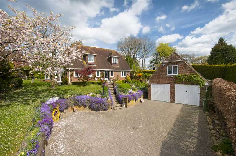 4 Bedrooms Detached House for sale in Maple Cottage, Liverton Hill, Liverton Hill