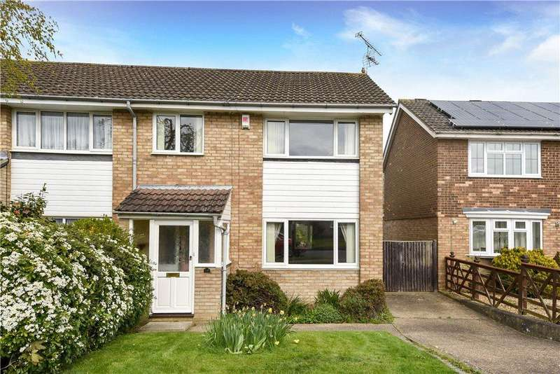 3 Bedrooms Semi Detached House for sale in Westbury Lane, Newport Pagnell, Buckinghamshire