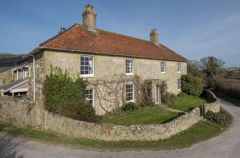 6 Bedrooms Farm House Character Property for sale in Gatcombe, Isle of Wight