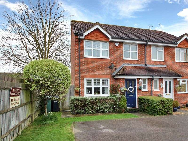 3 Bedrooms House for sale in Gower Road, Horley, Surrey