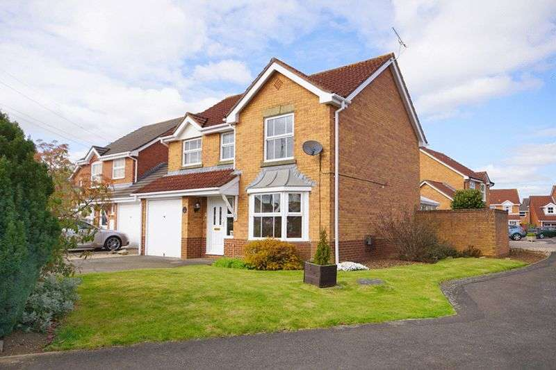4 Bedrooms Property for sale in 5 Pear Tree Hey, Brimsham Park, Yate Bristol BS37 7JT