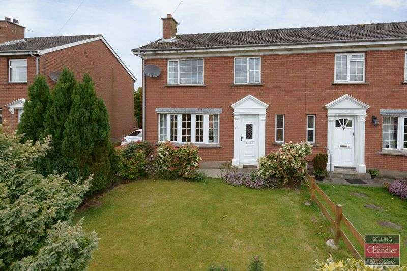 3 Bedrooms Semi Detached House for sale in 14 Winchester Park, Carryduff, BT8 8QG