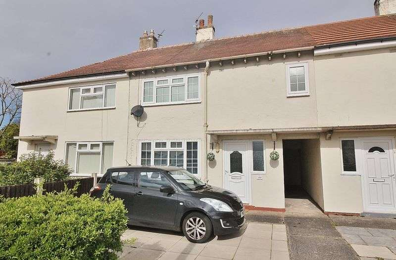 2 Bedrooms Terraced House for sale in Heathfield Road, Southport