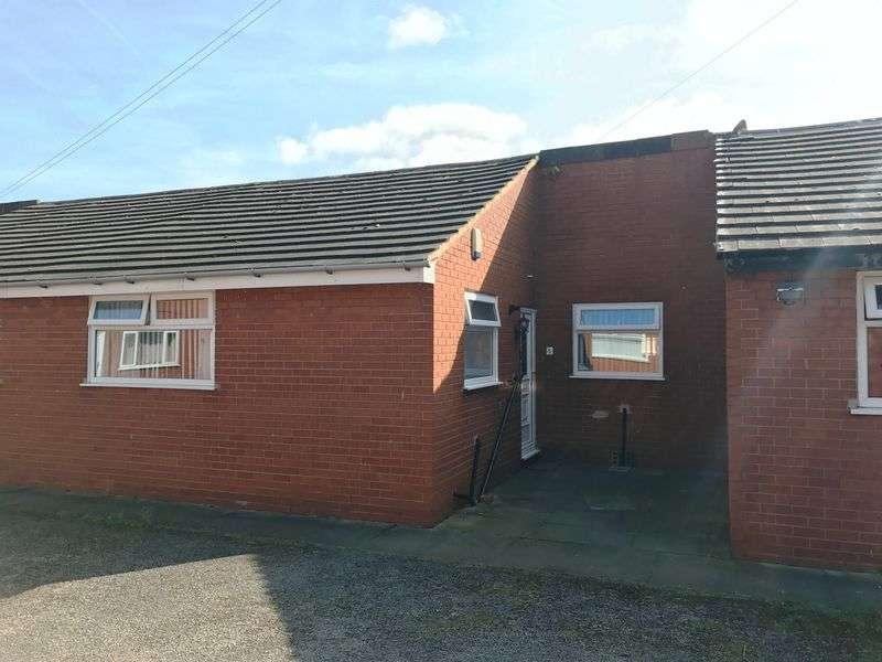 2 Bedrooms Bungalow for sale in Weston Court, Weston Village