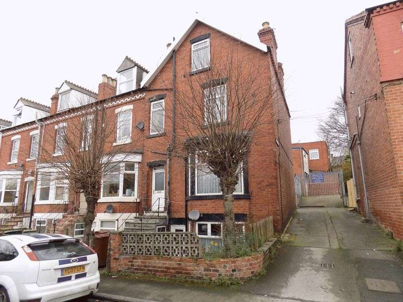 4 Bedrooms Terraced House for sale in Cliff Villas, Pontefract - Planning For 4 Flats