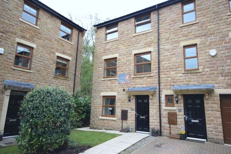 4 Bedrooms House for sale in NADEN VIEW, Norden, Rochdale OL11 5NN