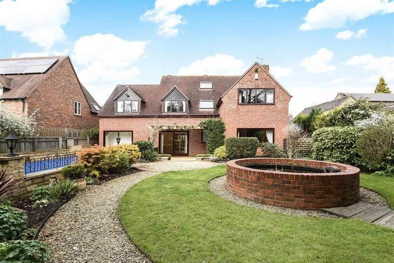 5 Bedrooms Detached House for sale in Eaton Road, Appleton
