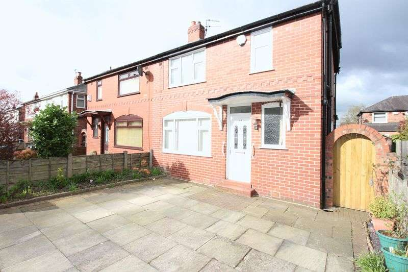 3 Bedrooms Semi Detached House for sale in Overlinks Drive, Salford M6