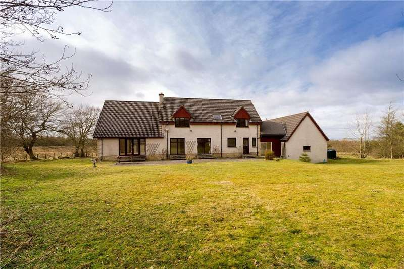 5 Bedrooms Equestrian Facility Character Property for sale in West Harwood Crofts, West Calder, West Lothian, EH55