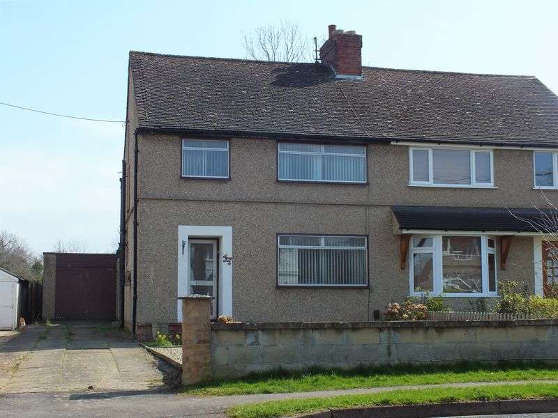 3 Bedrooms Semi Detached House for sale in Park Avenue, Kidlington