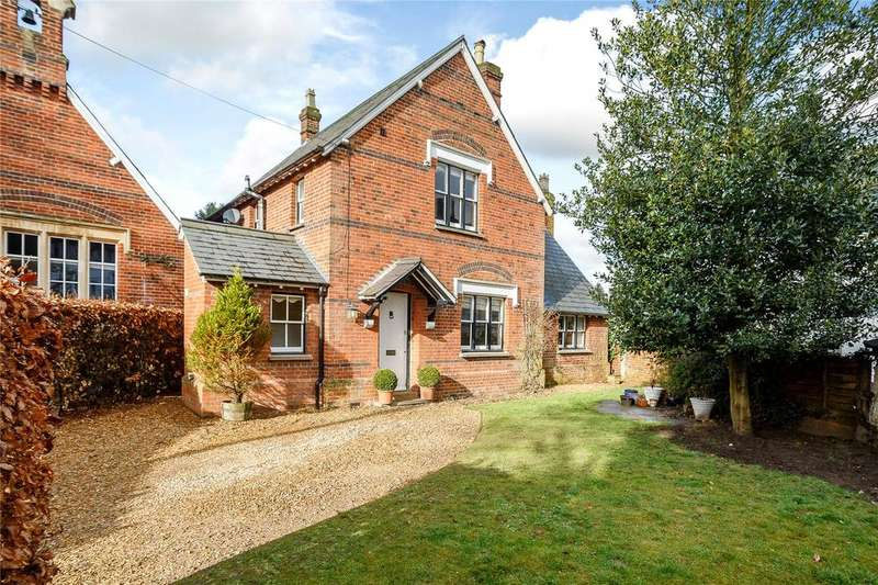 3 Bedrooms Detached House for sale in Church Road, Willian, Letchworth Garden City