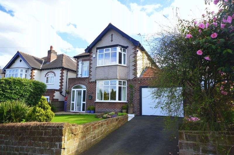 3 Bedrooms Detached House for sale in Woolton Hill Road, Woolton
