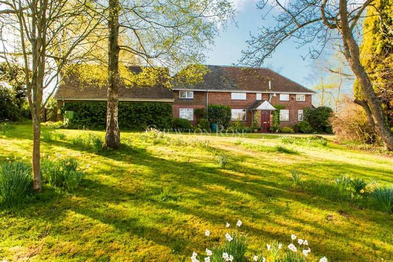 4 Bedrooms Detached House for sale in Flimwell, Wadhurst, East Sussex TN5