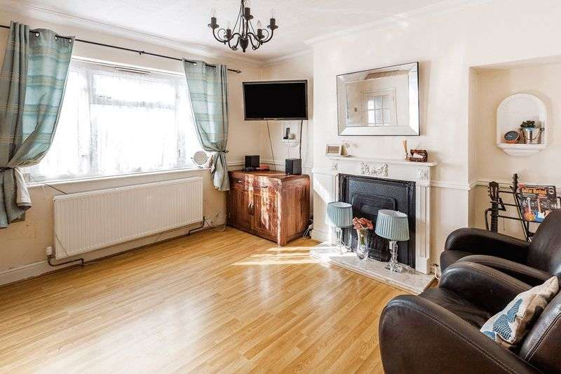 3 Bedrooms Semi Detached House for sale in Waddon Way, CROYDON