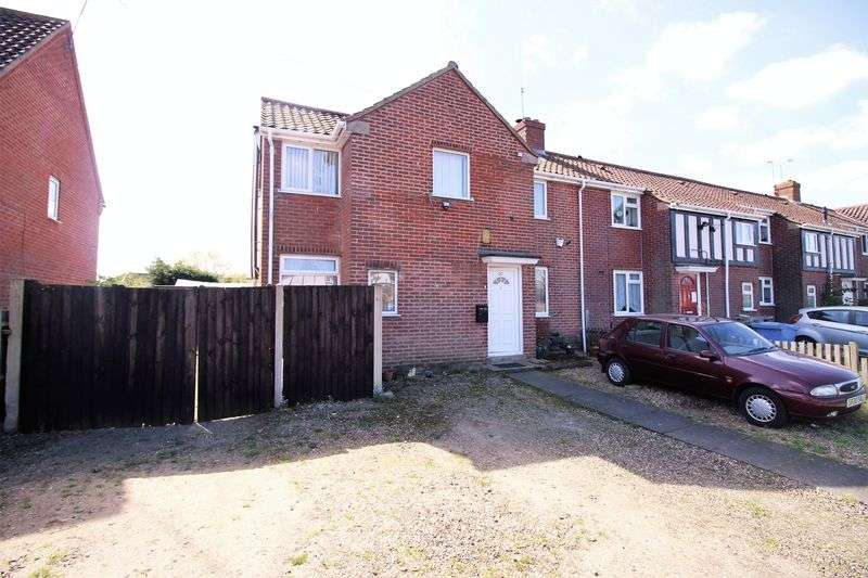 3 Bedrooms Terraced House for sale in Wrench Road, Earlham, Norwich