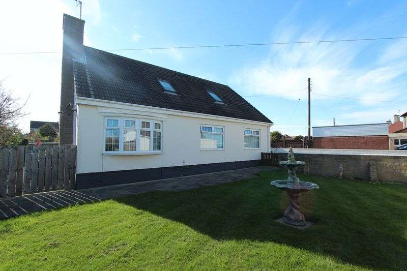 3 Bedrooms Bungalow for sale in North Road, Seaham