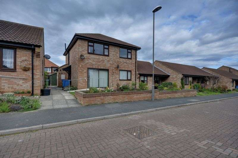 2 Bedrooms Retirement Property for sale in Sutcliffe Court, Whitby