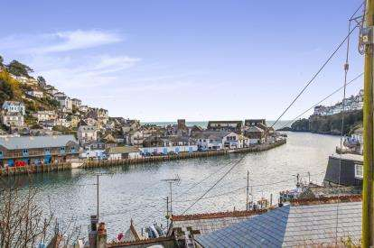 1 Bedroom Flat for sale in Harbour View, North Road, Looe