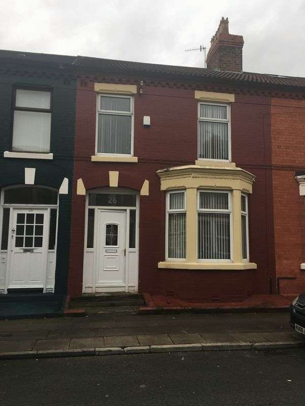 4 Bedrooms Terraced House for rent in Ancaster Road Aigburth L17