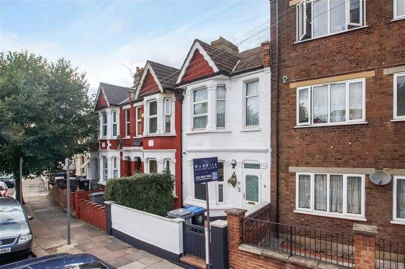 2 Bedrooms Flat for sale in Outgate Road, Willesden Junction, NW10