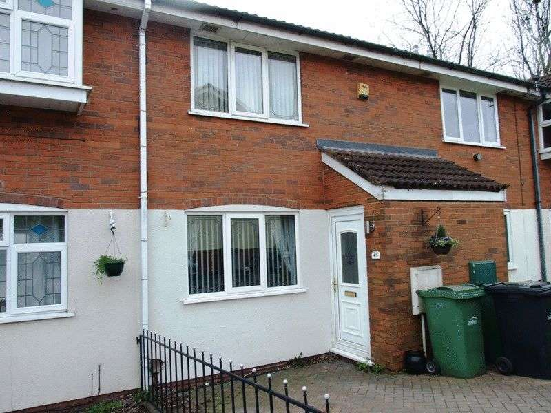 2 Bedrooms Terraced House for sale in Roper Way, Dudley
