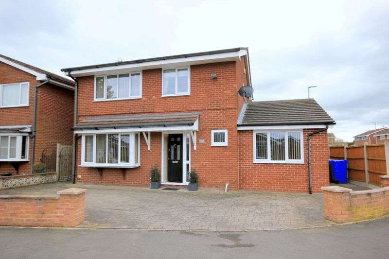 4 Bedrooms Detached House for sale in Constance Avenue, Trentham