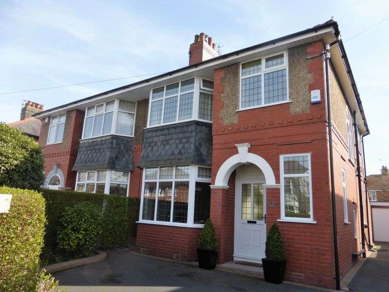 4 Bedrooms Semi Detached House for sale in Southgate, Fulwood