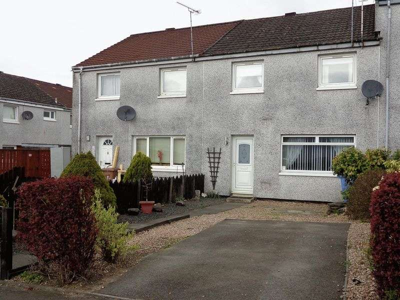3 Bedrooms Terraced House for sale in 98 Carseview, Tullibody