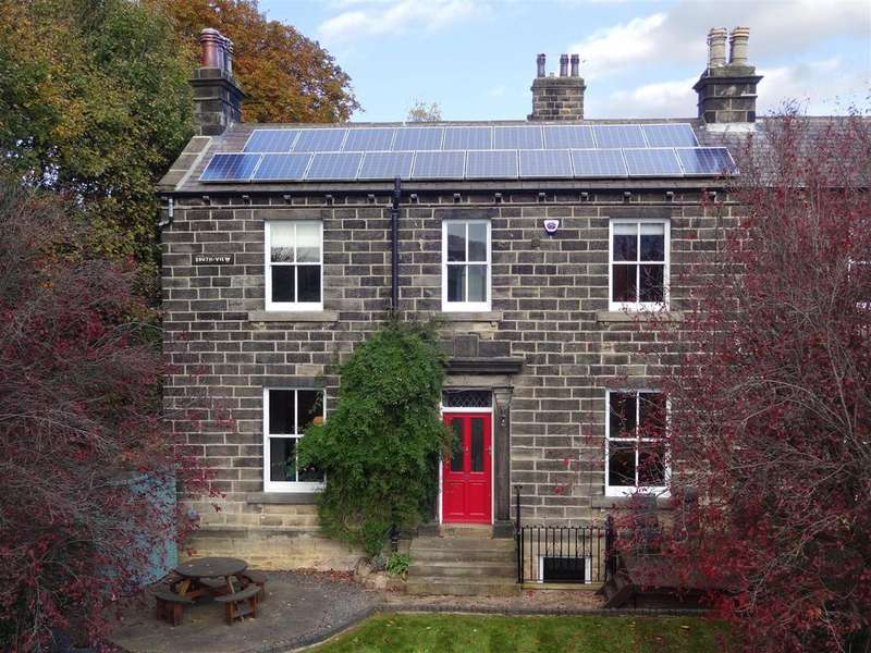 3 Bedrooms Semi Detached House for sale in Calverley Lane, Horsforth