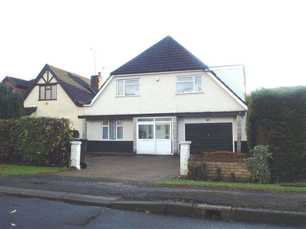 4 Bedrooms Semi Detached House for sale in Old Nazeing Road, Broxbourne