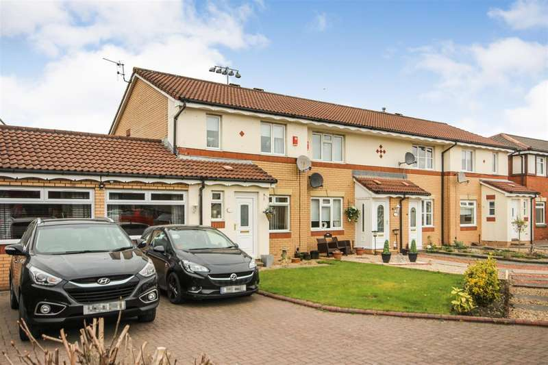 3 Bedrooms End Of Terrace House for sale in Jamieson Avenue, Stenhousemuir
