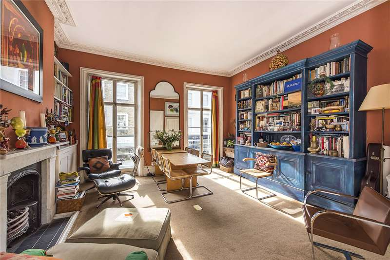 3 Bedrooms Flat for sale in Moreton Street, London, SW1V