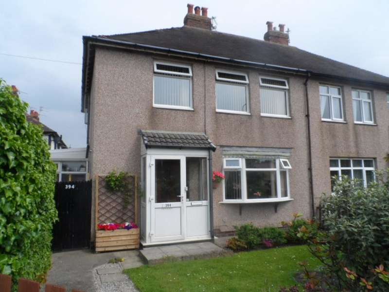 3 Bedrooms Property for sale in 394, Fleetwood, FY7 8AS