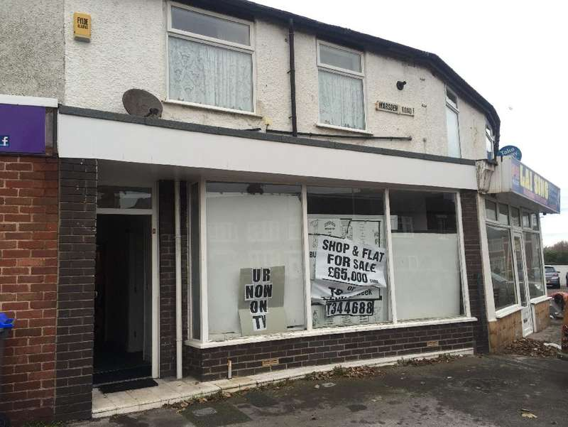 3 Bedrooms Property for sale in 93-95, Blackpool, FY4 3BY