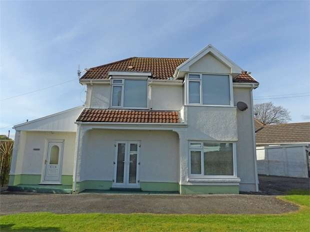 4 Bedrooms Detached House for sale in The Links, Pembrey, Burry Port, Carmarthenshire