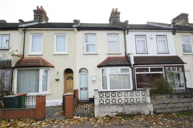 3 Bedrooms Terraced House for sale in Roman Road, East Ham, London