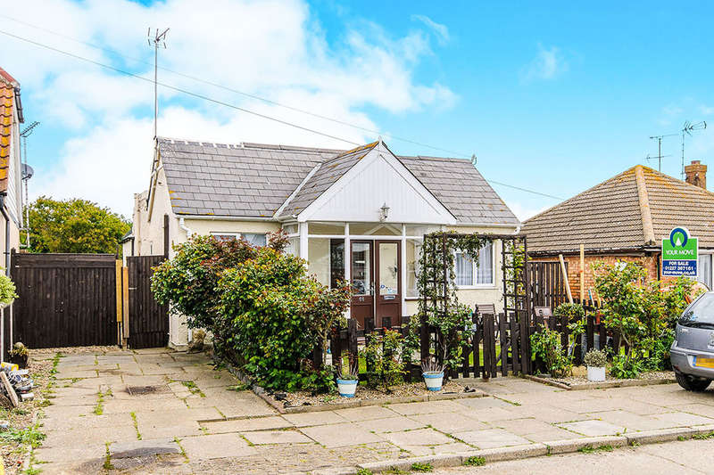 2 Bedrooms Detached Bungalow for sale in Bentley Avenue, Herne Bay, CT6