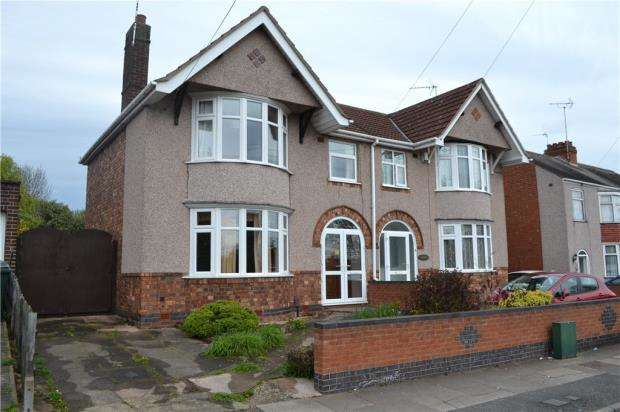 3 Bedrooms Semi Detached House for sale in Parkgate Road, Holbrooks, Coventry, West Midlands